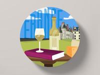 Le Vin à Loire Coaster