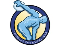 Sports and Spine Logo