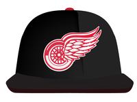 Detroit Red Wings Hat