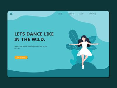Dance In The Wild
