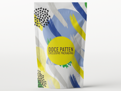 Soft abstract pattern