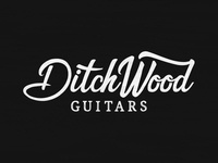 Ditchwood Guitars Concept Mark