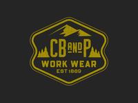 CB&P Work Wear Patch Concept