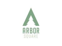 Arbor Square Logo Concept