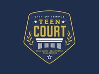 Teen Court Logo Concept