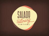 Salado Culinary Festival Logo Concept