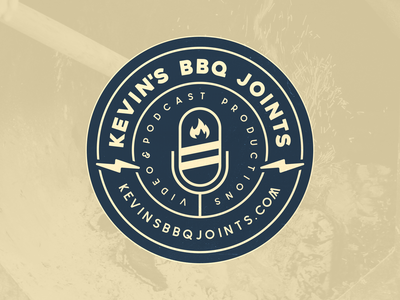 Kevin's BBQ Joints Logo Concept