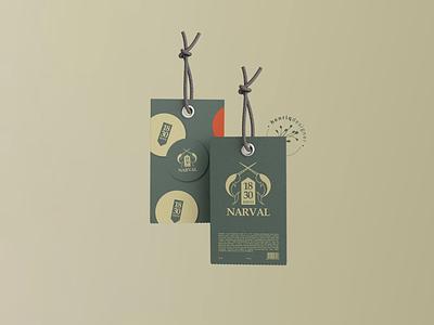 Narval design logo recife graphic design brazil henriqdesigner