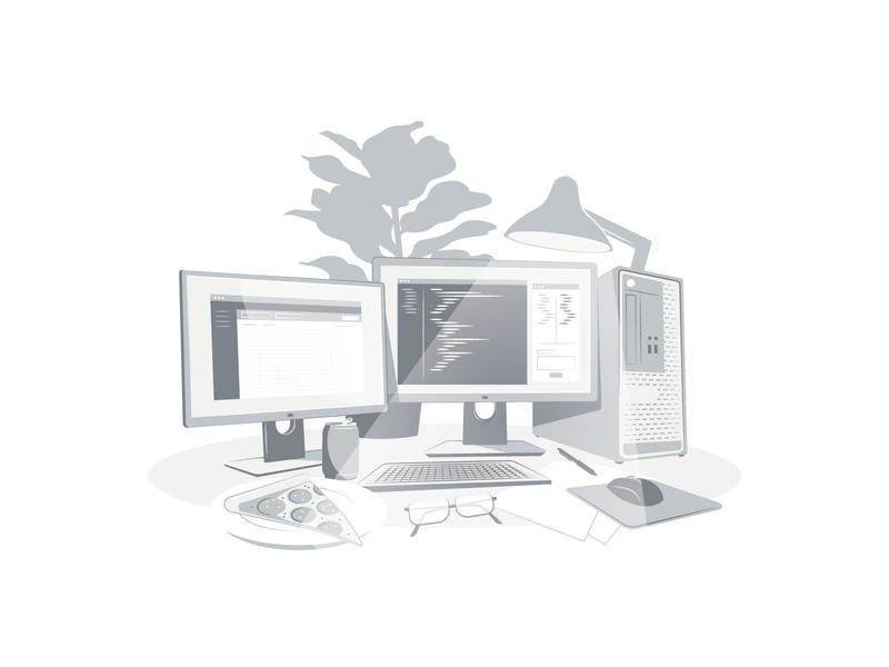Development - Monochrome