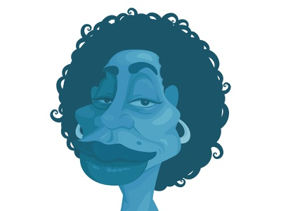 Ol' Mate - Feeling Blue character branding flat  design vector logo illustrator icon graphic caricature graphic design illustration