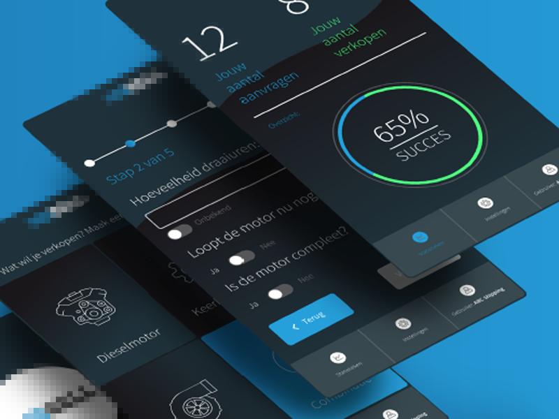 UI design interface appdesign ui design