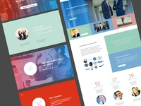 Web/interaction design