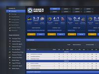 PowerHockey - UI Design