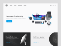 Dell Landing Page
