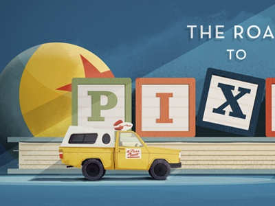The Road To Pixar 01