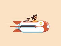 Expo '55 - Astro-Jets