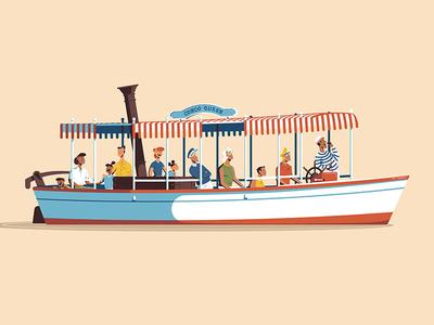 Expo '55 - Jungle Cruise