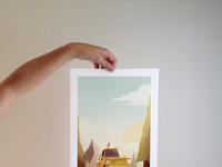 Roadtopixar print
