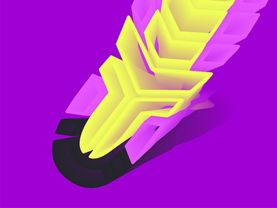Soles V minimalism illustration abstract sportswear sole. sneakers