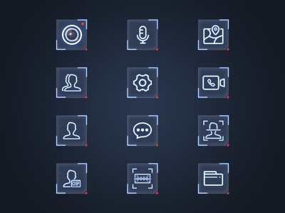 A project for the company recently did a few ICONS....