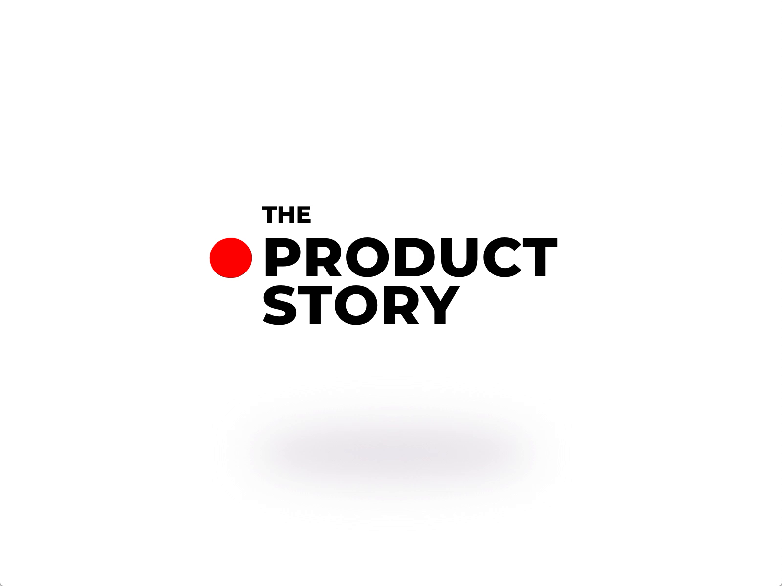 The product story logo 2