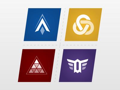 Program Icons & Wordmarks