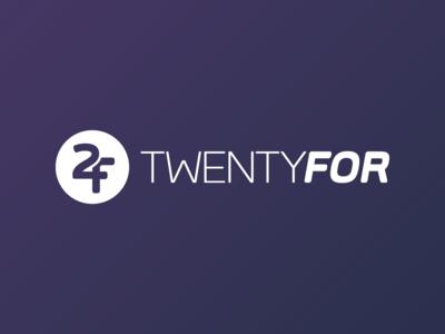 TwentyFor Wordmark