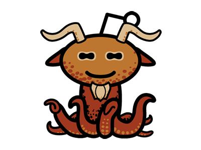 u/goatfresh reddit snoo goat illustration