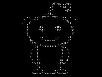 Snoo ASCII terminal reddit snoo ascii illustration