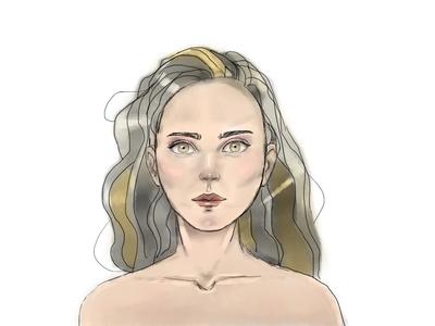 Woman Illustration