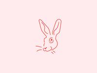30 logos challenge #3 - Twitchy Rabbit