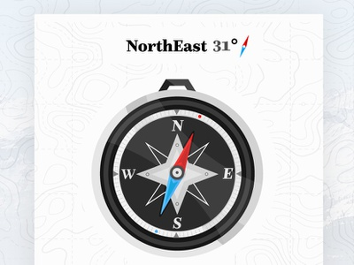 Compass App Design app compass