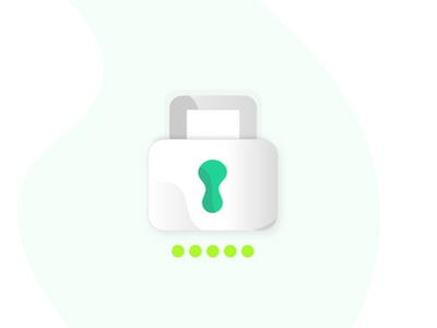 Lock Work lock illustration vector icons