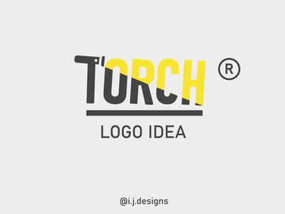 Logo idea Torch