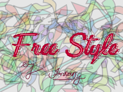Free style shot!