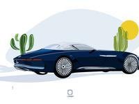 Mercedes Maybatch  CABRIOLET