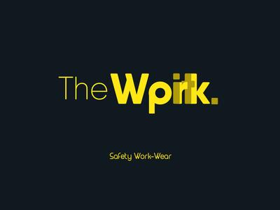 work pit logo design