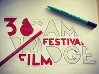 Type Manipulation Advanced - Cambridge Film Festival