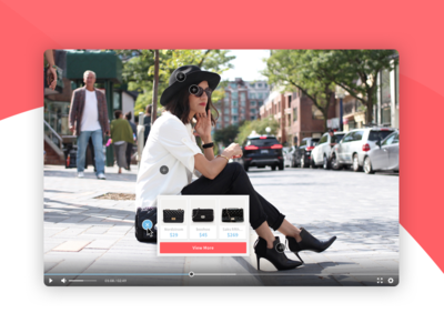 Syte Shoppable Video Player