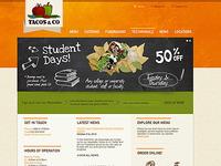 Tacos and Company Website