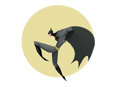 Batman superhero comics digitalpainting digitalart illustration batman dccomics