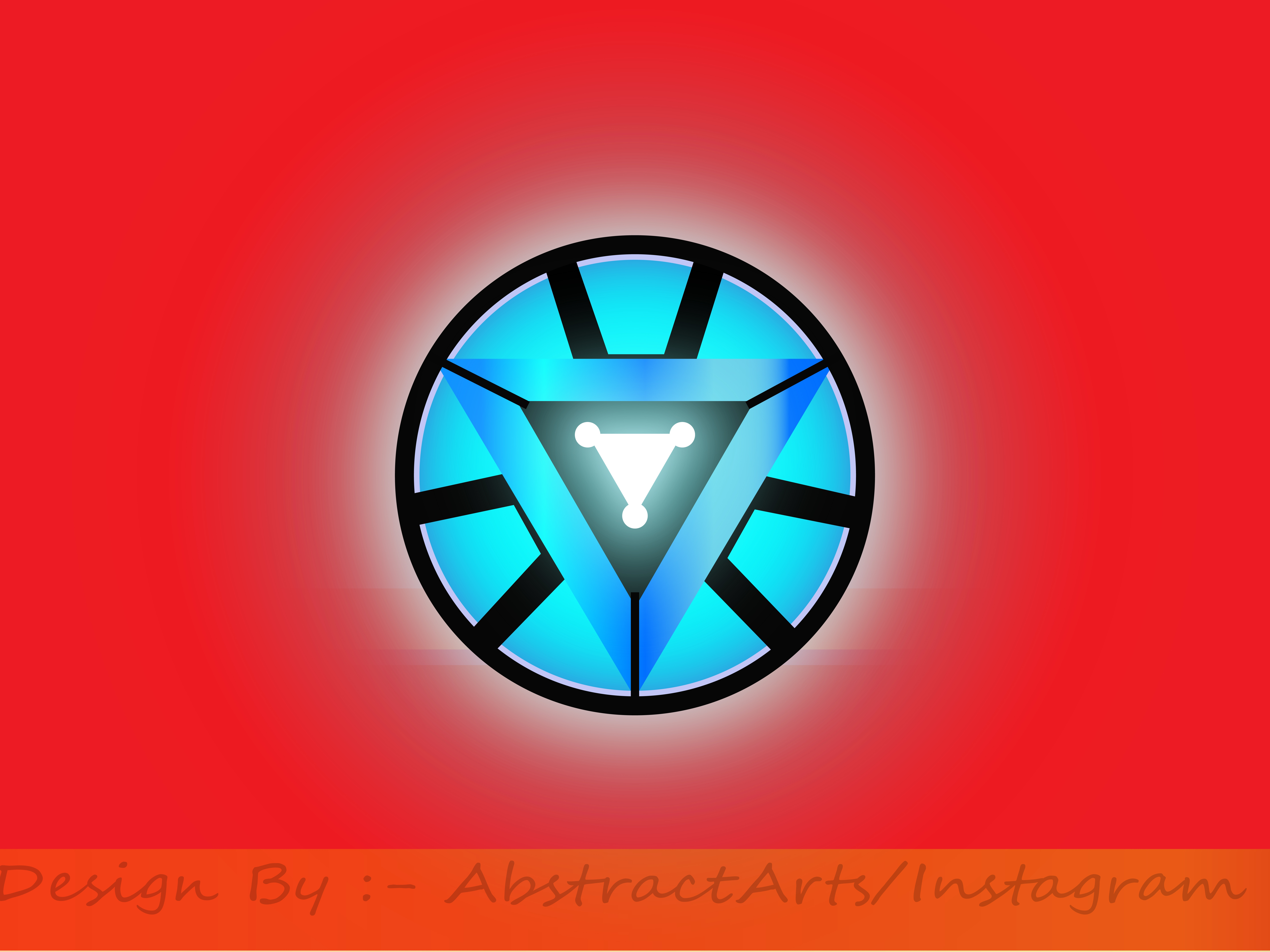 Vector Arc Reactor by Vivek Kumar on Dribbble