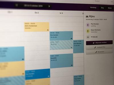 Planning plango planning user interface