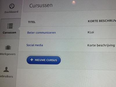 Spina Pro ui design navigation spina user interface