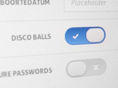 Switch ui user interface admin switch