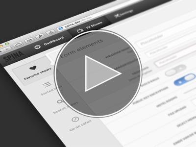 Responsive behavior ui interface responsive navigation user interface