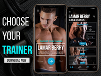 Choose Your Trainer APP