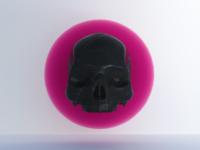 Rockstar skull