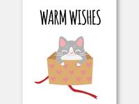 Catsmas card 1