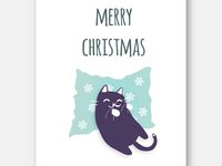 Catsmas Card 3